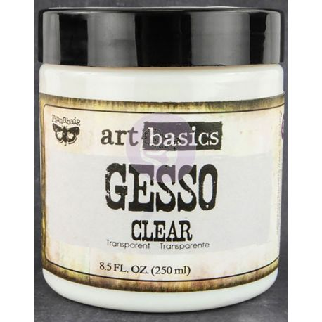 Art Basics - Clear Gesso (8.5 fl. oz.)