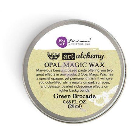 Art Alchemy - Cera Opal Magic Wax - Green