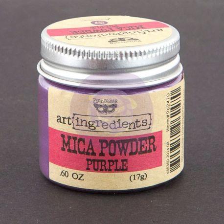 Art Ingredients - Mica Powder: Purple 17g