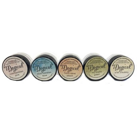 Drink Me Silly Shimmer Magical Set