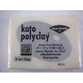 Kato polyclay Arcilla polimérica Translucido 56gr