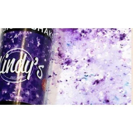 Polka Purple Magical Shaker