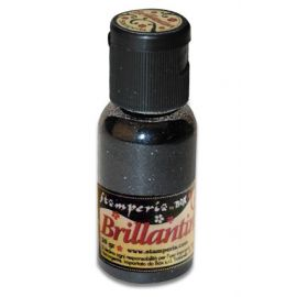 Purpurina Brillantini Negro 20gr