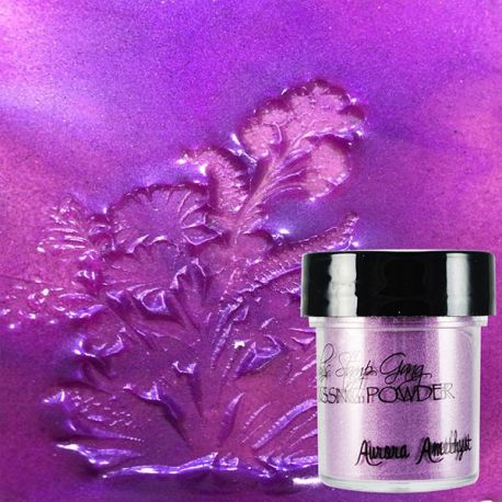 Aurora Amethyst Embossing Powder