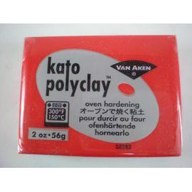Kato polyclay Arcilla polimérica Rojo 56gr