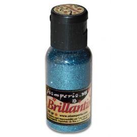 Purpurina Brillantini Turquesa 20gr