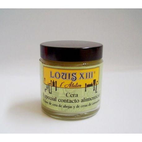 Louis XIII Cera contacto alimenticio