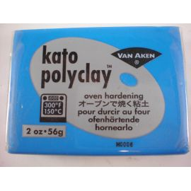 Kato polyclay Arcilla polimérica Turquesa 56gr