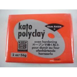 Kato polyclay Arcilla polimérica Naranja 56gr
