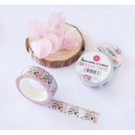 "WASHI TAPE ""Blush 03 Wallpaper"" Elena Roche 10m"