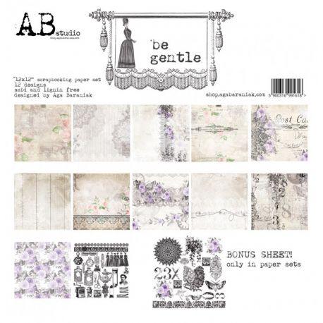 BE GENTLE AB STUDIO 30X30 6 UND.