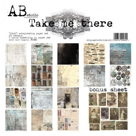 TAKE ME THERE AB STUDIO 30X30 8 UND.
