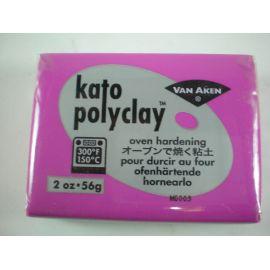 Kato polyclay Arcilla polimérica Magenta 56gr