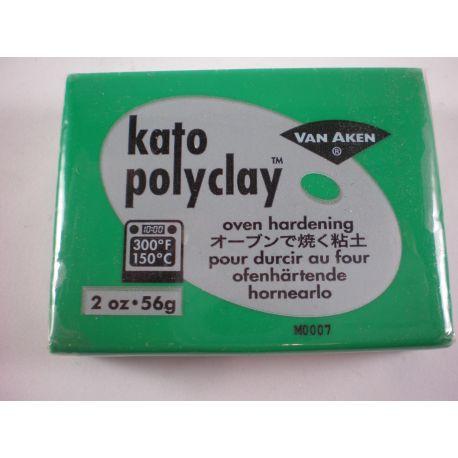 Kato polyclay Arcilla polimérica Verde 56gr