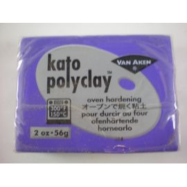 Kato polyclay Arcilla polimérica Violeta 56gr