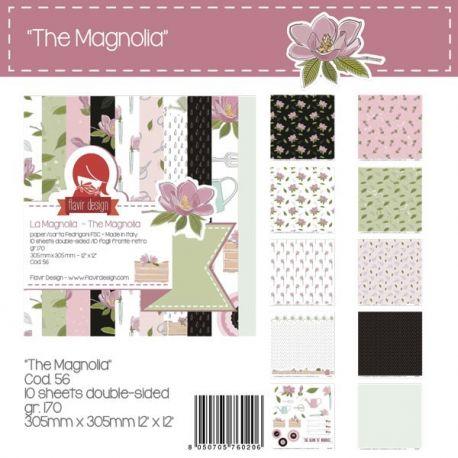 """Paper Pad """"The Magnolia"""""""