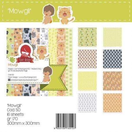 "Paper Pad ""Mowgli"""