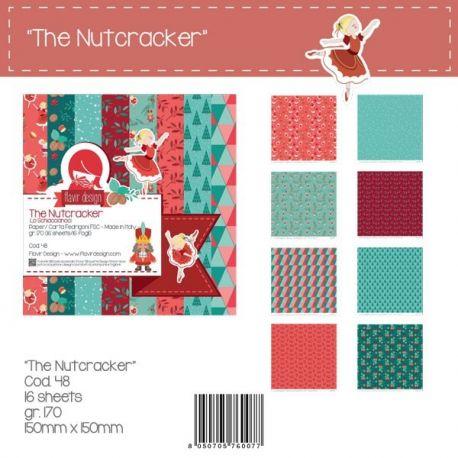 "Paper Pad ""The Nutcracker"" Peq."