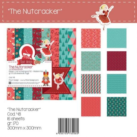"Paper Pad ""The Nutcracker"""