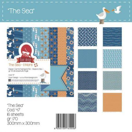 "Paper Pad ""The Sea"""