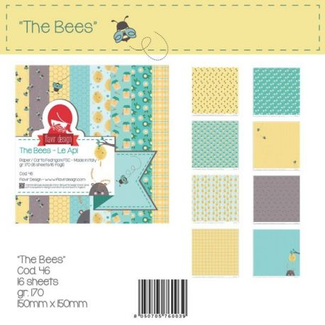 "Paper Pad ""The Bees"" Peq."