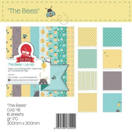 """Paper Pad """"The Bees"""""""
