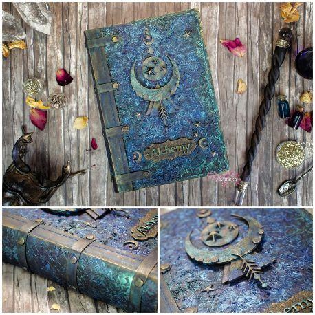 "Taller ""Alchemy Book"" con Nuneka"