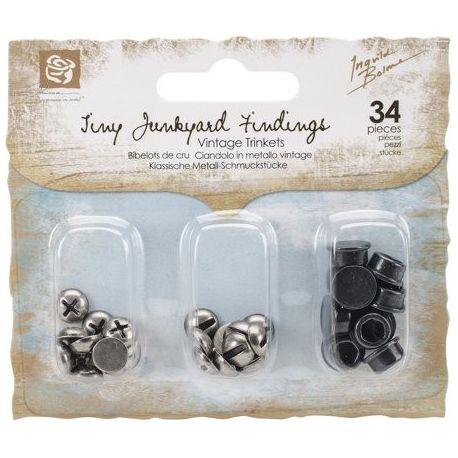 Jiny Junkyard Findings - Screw Heads