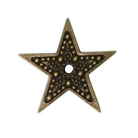 MitFORM Estrella Puntos Peq. 23x23mm