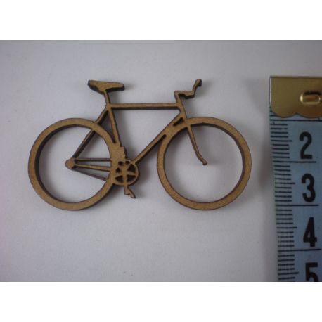 Silueta bicicleta