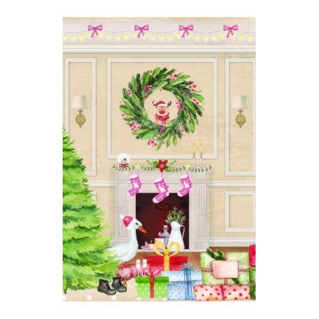 """Vellum Cards Joy"" 12 tarjetas para Scrap by Elena Roche"