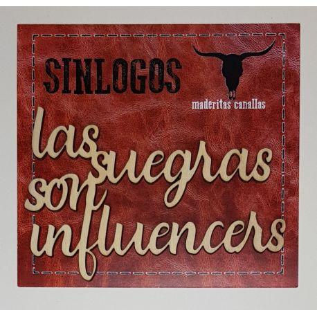 """Maderitas Canallas """"Las Suegras Son Influencers"""""""