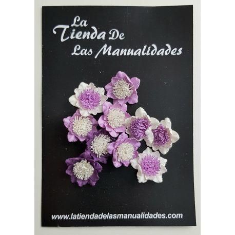 LTM Handmade Flowers - Lilac Minis