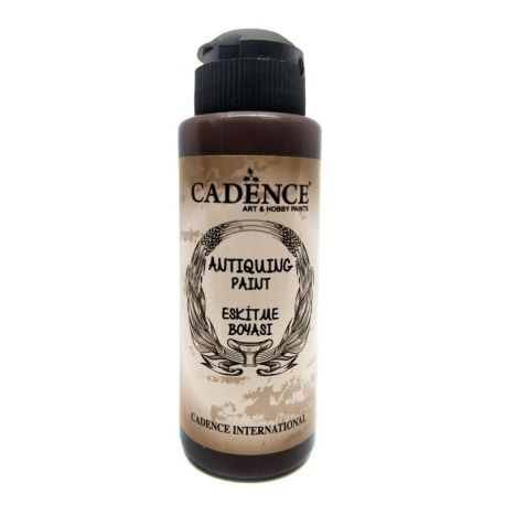Antiquing Paint MARRÓN Cadence 120ml