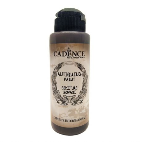 Antiquing Paint ROJO OSCURO Cadence 120ml
