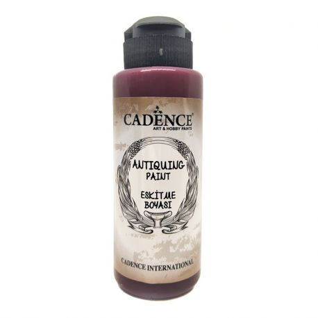 Antiquing Paint CEREZA Cadence 120ml