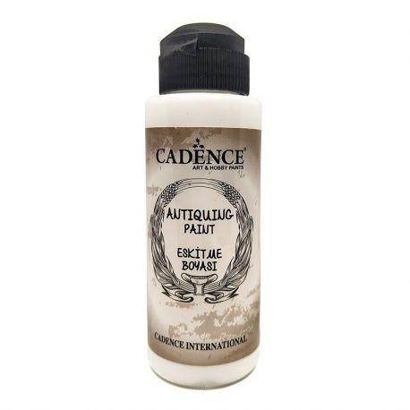 Antiquing Paint BLANCO Cadence 120ml