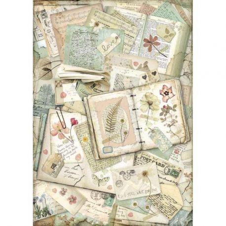 Papel de arroz DinA3 - Cuadernos
