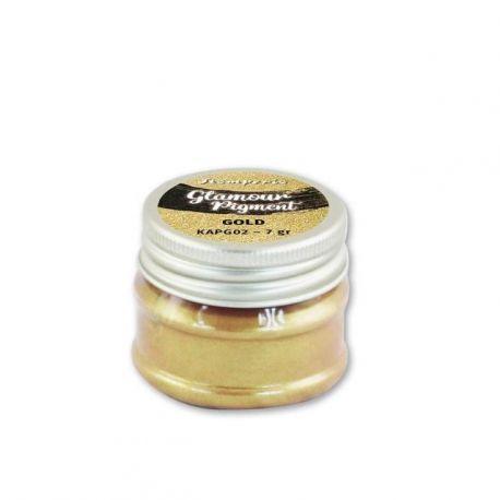 Glamour Pigmento en polvo 7gr. - Oro