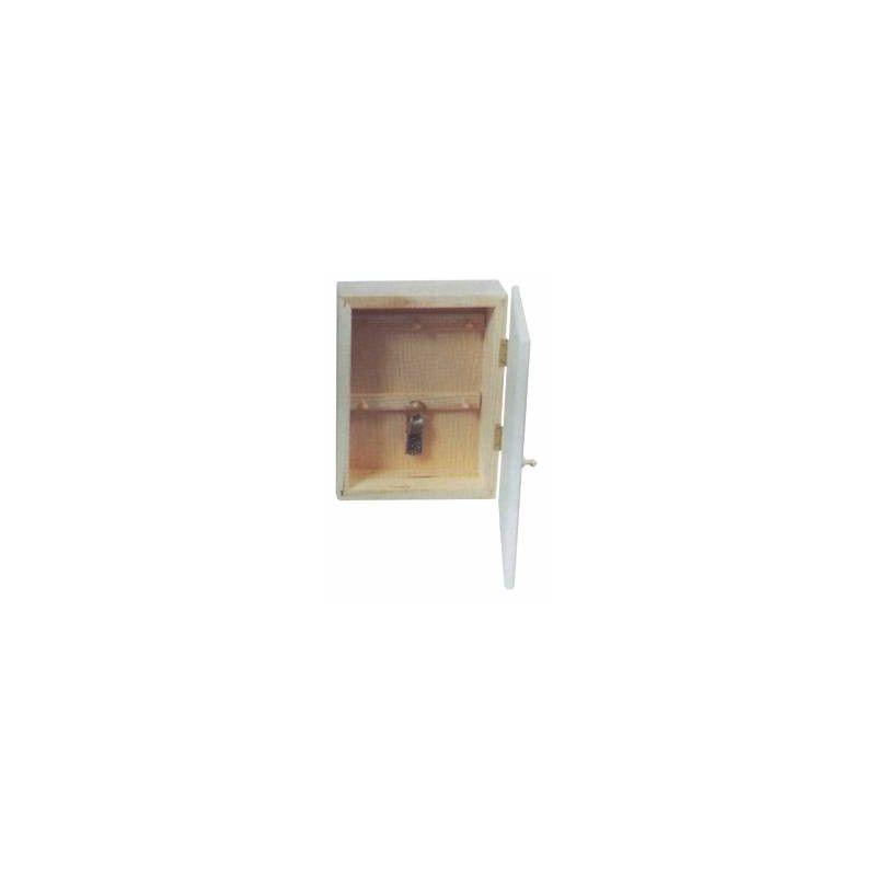 Armario llaves 22x29x8cm la tienda de las manualidades - Armarios para llaves ...