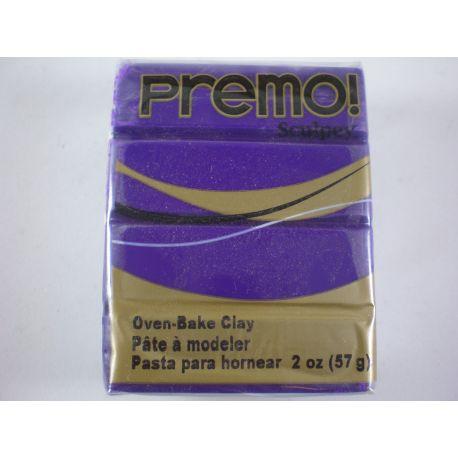 Arcilla polimérica Premo Purple 56gr