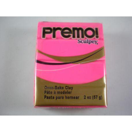 Arcilla polimérica Premo Candy Pink 56gr