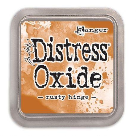 Tinta Distress Oxide Rusty Hinge