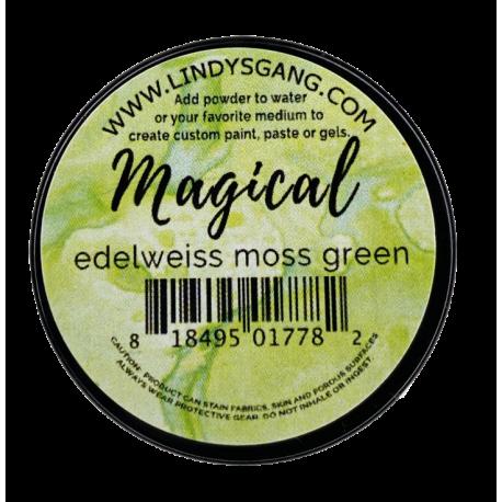 Edelweiss Moss Green Magical Jar