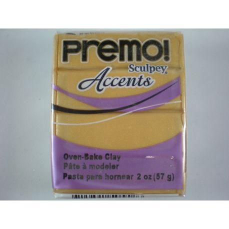 Arcilla polimérica Premo Accents 18K Gold 56gr