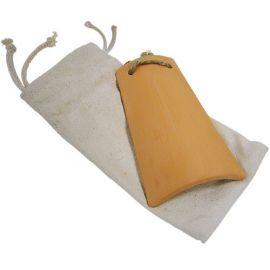 Teja pequeña con bolsa de algodón 7.5xh13cm