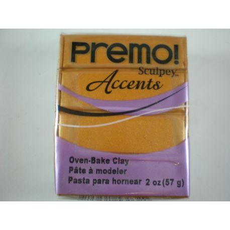 Arcilla polimérica Premo Accents Gold 56gr