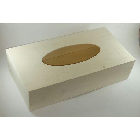 Caja pañuelos 25x13x17cm