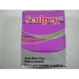 Arcilla Polimérica Sculpey III Violet 56gr