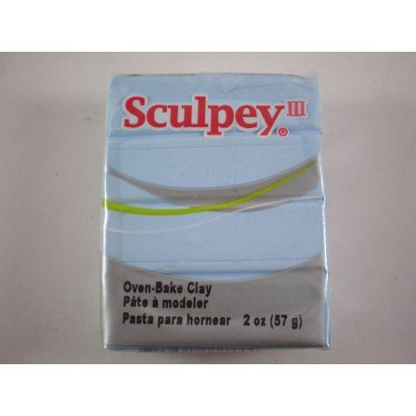 Arcilla Polimérica Sculpey III Sky Blue 56gr